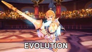getlinkyoutube.com-Lancer Evolution - Lost Saga