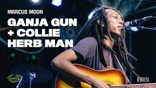 Marcus Moon - Ganja Gun + Collie Herb Man (Covers w/ Lyrics) - Kaya Sesh