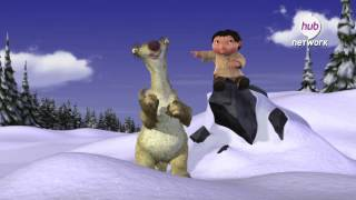 getlinkyoutube.com-Hub Family Movie - Ice Age (Promo) - Hub Network