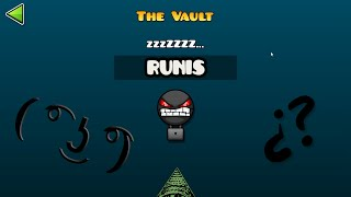 getlinkyoutube.com-Geometry Dash [2.0] | The Vault | All passwords / Todos los logros