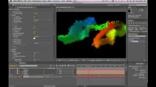 getlinkyoutube.com-After Effects Tutorial - Particular Volumetric Smoke
