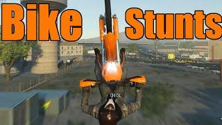getlinkyoutube.com-The Crew Wild Run | Let's Play | BIKE STUNTS!