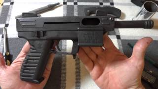 Intratec TEC-22 Plaid Review