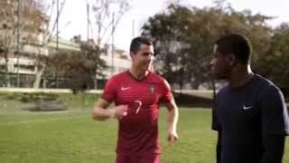 getlinkyoutube.com-Nike trailer-Ronaldo, Neymar Jr , Rooney, Ibrahimović, Iniesta e more