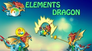 getlinkyoutube.com-Elements Dragon - Dragon City