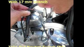 getlinkyoutube.com-How Does Neutral Switch of Royal Enfield Motorcycle Work