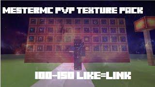MesterMc|Minecraft-texture packs 1#[150LIKE+~]★