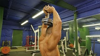 getlinkyoutube.com-Home Chest And Triceps Workout