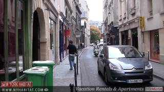 getlinkyoutube.com-Paris, France - Video Tour of Le Marais Neighborhood (Part 2)
