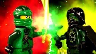 LEGO NINJAGO THE MOVIE - RISE OF THE VILLAINS PART 6 - DAWN OF CHAOS