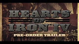 "Hearts of Iron IV - ""Soviet Struggle"" Pre-order Trailer"