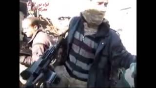 getlinkyoutube.com-شاهد: لحظة استسلام عناصر النظام في جسر الشغور للثوار