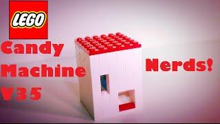 getlinkyoutube.com-Lego Candy Machine V35 *Nerds*