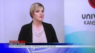 Entrevista Abogada Denise Ramos – Univision Kansas City - 24 de octubre