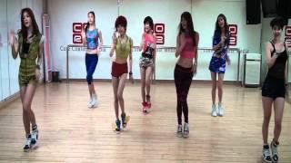 getlinkyoutube.com-Gangkiz HONEY HONEY Dance Practice