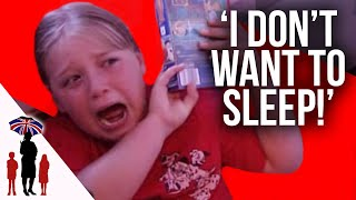 "getlinkyoutube.com-""I WANT MY VIDEO!"" Daughter Has Meltdown At Bedtime 