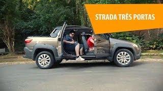 getlinkyoutube.com-Fiat Strada com três portas - Vale a pena?