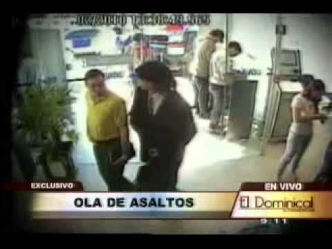 Video Del Asalto Al Banco De La Nación