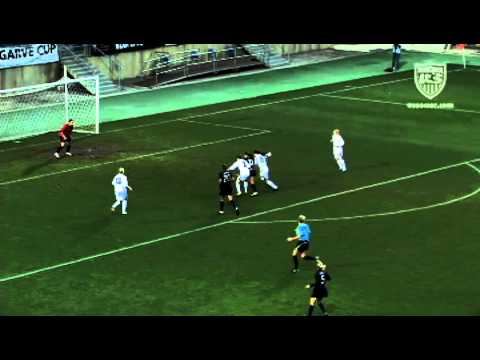 March 9, 2011: WNT vs. ISL - Alex Morgan Goal
