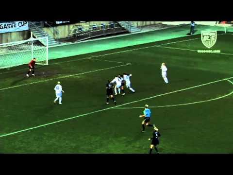 March 9, 2011: WNT vs. ISL - Alex Morgan Goal