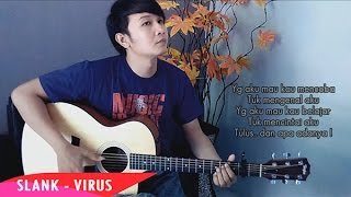 getlinkyoutube.com-(Slank) Virus - Nathan Fingerstyle | Guitar Cover