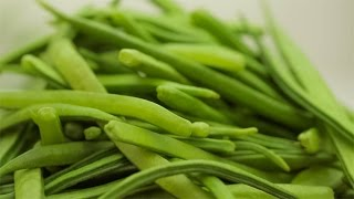 Easy & Simple Ways To Cut Cluster Beans (Gawar) | All The Techniques For Chopping Guvar for Sabzi
