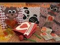 How to make Valentine`s Day Cards! Süße Valetinskarten selber basteln!