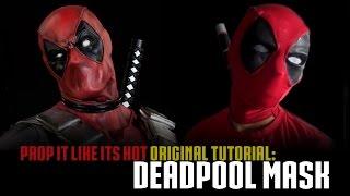 getlinkyoutube.com-Deadpool Mask Tutorial
