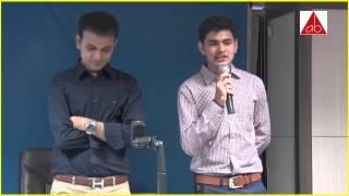 getlinkyoutube.com-Amit Bachhawat's interaction with Rank 1 & Rank 2