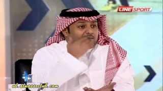 getlinkyoutube.com-تركي العجمة ماهي على كيف وليد الفراج ينقلب علي ويعتذر انا ماني مسامحه