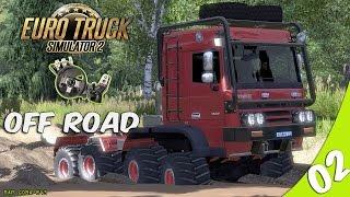 getlinkyoutube.com-Euro Truck Simulator 2 - Off Road