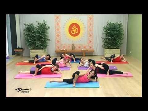Burcu ile Pilates Yaz Kampı 11. Gün: İç Bacak Egzersizleri