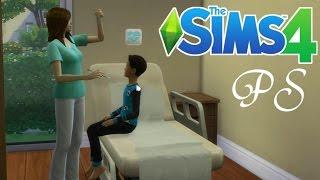 getlinkyoutube.com-The Sims 4: PS - Doktor Kasia i poufne  próbki