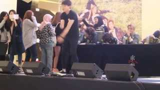 getlinkyoutube.com-[FC DAY6 VN] SungJin Dance at FanSign