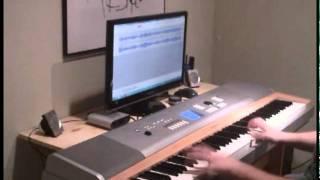 getlinkyoutube.com-Phantom of the Opera (Andrew Lloyd Weber) - Piano Cover - Main Theme