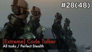 getlinkyoutube.com-【MGSV:TPP】Episode 28(48) : [Extreme] Code Talker (S Rank/All Tasks/Perfect Stealth)