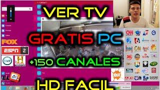 getlinkyoutube.com-Como Ver TV GRATIS para PC en Windows 8 y Windows 10 + 100 Canales Premium HD IPTV