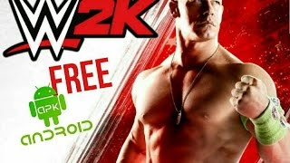 WWE 2K Mobile Android Free APK+OBB!!!