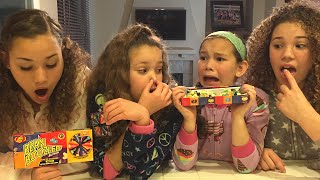 getlinkyoutube.com-The Bean Boozled Challenge!  (Haschak Sisters)