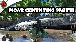 getlinkyoutube.com-ARK Survival Evolved - The Quest For Cementing Paste!