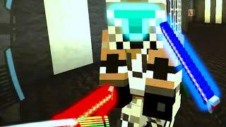 getlinkyoutube.com-Minecraft Mod Battle - STAR WARS PVP MOD! - w/Preston, Vikkstar123 & Nooch