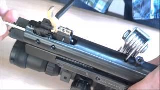 getlinkyoutube.com-Увеличение мощности винтовки Hatsan AT44-10 (rifle power up)