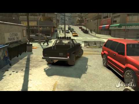 La Vita a Liberty City 2 - GTA 4 Film [4/6]