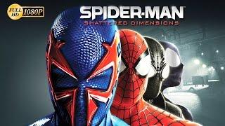 getlinkyoutube.com-Spiderman Shattered Dimensions Full Movie Pelicula Completa Español All Cutscenes 1080p