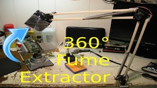 getlinkyoutube.com-Build a 360° Rotational Soldering Fume Extractor               for Cheap