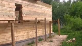 getlinkyoutube.com-Строительство дома