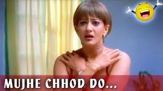 getlinkyoutube.com-Mujhse Shaadi Karogi - Amrish Puri Catches Salman Khan With His Wife Ramaa