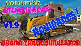 getlinkyoutube.com-Grand Truck Simulator v1.9 ATUALIZADO NOVIDADES !