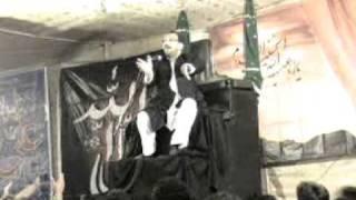 Kamal Haider Rizvi at Kali Kothi, 2nd majlis.DAT