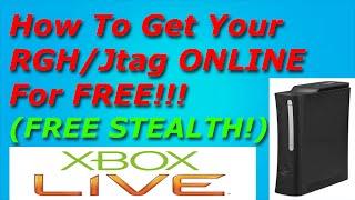 getlinkyoutube.com-How To Get Your RGH/Jtag ONLINE For FREE - FREE Stealth Server 17502!